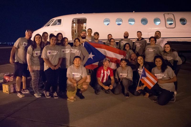 Rebuild Puerto Rico